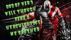 God of war 3 walkthrough part 6 hercules brother face me God Of War, Hercules, Revenge, Game Art, Video Game, Brother, Face, The Face, Faces