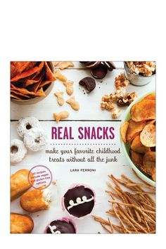 Healthy Real Snacks