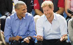 バラク・オバマ元大統領&ハリー王子、インヴィクタス・ゲームを観戦中にメーガン・マークルが話題に!