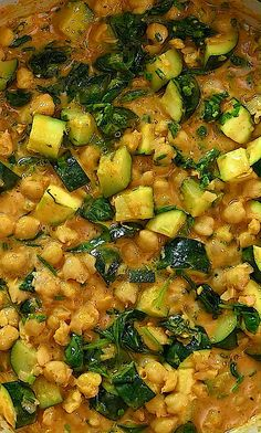 Healthy Eating Quotes, Veg Recipes, Healthy Dessert Recipes, Vegan Zucchini Recipes, Dinner Recipes, Chickpea Recipes, Vegetarian Recipes, Healthy Meals For One, Healthy Cooking