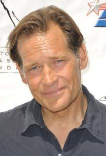 James Remar - Sitting next to us in front of a pizza place in Larchmont Village