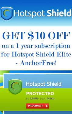 Hotspot Shield Coupon/Promo Codes & Deals - Trendslove