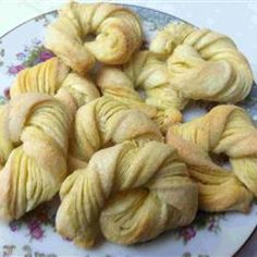 German sour cream Twists. My mom always made these for the holidays. I'm glad to find this updated version. Thanks!