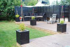 Fence, Patio, Outdoor Decor, Home Decor, Decoration Home, Room Decor, Home Interior Design, Home Decoration, Terrace