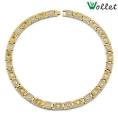Find More Chain Necklaces Information about crystal sport health  titanium magnetic therapy mens necklace gold filled,High Quality necklace jewelery,China necklace glitter Suppliers, Cheap jewelry reseller from wollet jewelry on Aliexpress.com