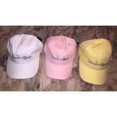 My Vanity Bar #dadhats 🤗 Vanity Bar, Dad Hats, Baseball Hats, How To Wear, Fashion, Baseball Caps, Moda, Fashion Styles, Caps Hats