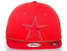 Star Rope Cowboys Snapback Cap by NEW ERA x NFL 1f99e3ee03f