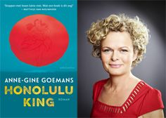 BOOK&CLUB - Honolulu King – Anne-Gine Goemans King Book, Club, Roman, Books, Libros, Book, Book Illustrations, Libri