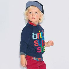 Baby Boys Clothes Letters Print Cu Sweatshirts Pullover Tops Navy Blue Coat Sportswear Costume Outfits Baby Clothes Wholesale Online with $50.1/Piece on Smartmart's Store | DHgate.com