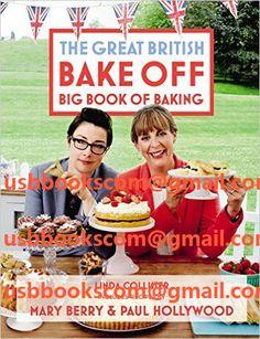3104 Great British Bake Off Big Book of Baking - USBBOOKS