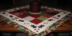 Nice Christmas table topper