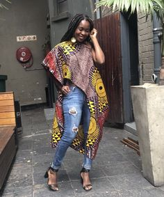 Latest African Fashion Dresses, African Print Dresses, African Print Fashion, African Wear, African Attire, African Dress, African Tops For Women, Afrocentric Clothing, Classy Work Outfits