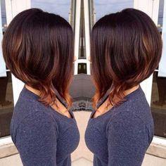 20 Brunette Bob Hairstyles 2014