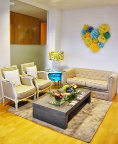 Mi boda gratis: En la inauguración de la oficina de Something Blue...