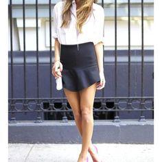 Zara skirt NWOT Zara Skirts