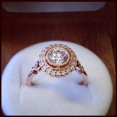 such a stunning diamond ring
