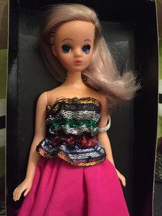 Vintage SWING-ALONG DAISY Mary Quant Daisy Fashion Doll Disco Dances MIB 1970s | eBay