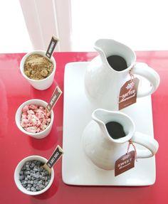 #hotcocoa #bar #cocoastation #cocoa #chocolate