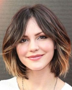 www.goostyles.com wp-content uploads 2016 04 Katherine-McPhee-Wavy-Ombre-Cute-Bob-Haircuts.jpg