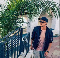 Samu Haber Sunrise Avenue  Vain Elämää (C) @padesign Instagram