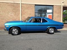 Chevrolet : Nova 1971 RALLY NOVA SS  1971 CHEVY RA - http://www.legendaryfinds.com/chevrolet-nova-1971-rally-nova-ss-1971-chevy-ra/