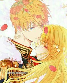 Anime Couples Manga, Cute Anime Couples, Manga Anime, Anime Princess, My Princess, Romantic Manga, Handsome Anime Guys, Anime Love Couple, Manhwa Manga
