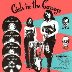 Girls In The Garage.....