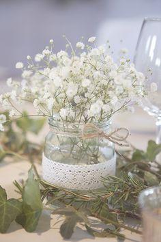 Wedding Baby Breath Flowers http://www.nataliejweddings.com/