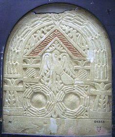 Funerary Stelae at the British Museum