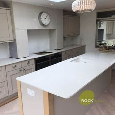 Bianco Carrina - Bishops Stortford, Herts - Rock and Co Granite Ltd Shaker Style Kitchens, Granite, Traditional, Home Decor, Decoration Home, Room Decor, Interior Decorating