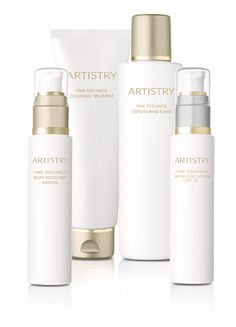 ARTISTRY® TIME DEFIANCE® Skin Care System Combination/Oily... My skin has never felt and looked so amazing! Artistry is an unbelievable skincare line!