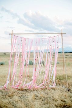 Styled Shoot: Sweet and Dreamy in a Palette of Pink and Gold