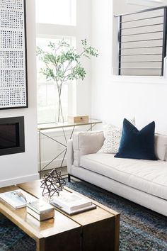 We are a husband and wife owned interior design firm based in Utah. We specialize in contemporary and classic design. Home Living Room, Apartment Living, Living Room Designs, Living Room Decor, Living Spaces, Bedroom Decor, Living Room Inspiration, Home Decor Inspiration, Decor Ideas