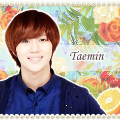 taemin for the game 'SHINee my love'