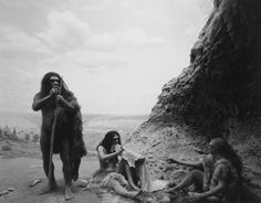 Hiroshi Sugimoto: Neanderthal (1994) - ?