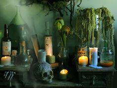 """Haunted Bayou of Love Manor"""