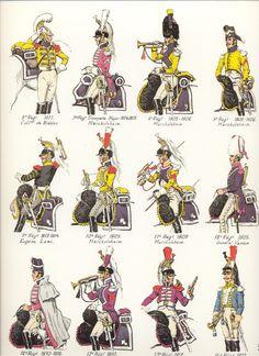 Cuirassiers 1804-1812 (pl 102) 2
