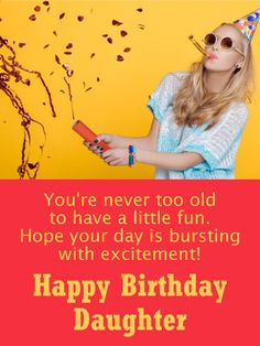 happy birthday daughter funny 9 Best Funny Birthday Cards for Daughter images | Anniversary  happy birthday daughter funny