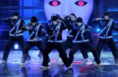 Jabawokees, the sickest!   America's Best Dance Crew.