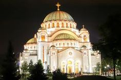 Belgrade, Serbia was there August 2014