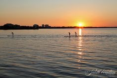 Make sure you try stand-up paddle boarding in South Walton!