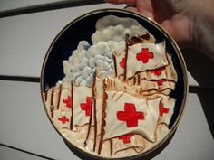American Red Cross 1986 Limited Edition by sistersvintageattic