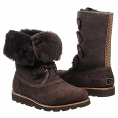 UGG Rommy Chocolate