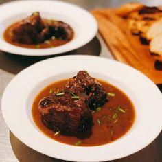 Ox tail soup #evelittlekitchen #datenight Oxtail, Little Kitchen, Eve, Soup, Instagram, Soups