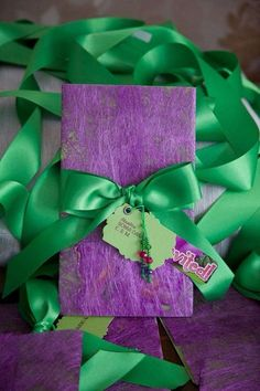 Tinkerbell Birthday Party Ideas | Photo 1 of 14 | Catch My Party