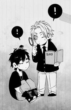 anime,kids,gangsta, anime, manga,nico,worick