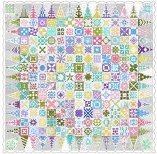 Dear Jane Quilt tutorials. I wish I could afford to make a Dear Jane. *sigh* One can dream.