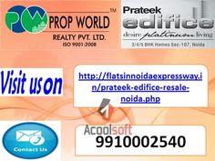 resale in prateek edifice (9910002540) noida resale