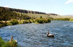Madison River, Montana tubed down this. Beautiful but near death experience at the end involving current and rapids...