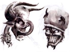 Evil Devil Tattoos - Tattoos and Tattoo Pictures